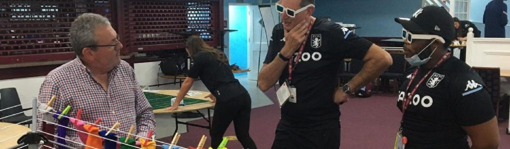 COLOUR BLIND AWARENESS JOIN HANDS WITH THE FA TO BROADEN PERCEPTIONS ON COLOUR BLINDNESS