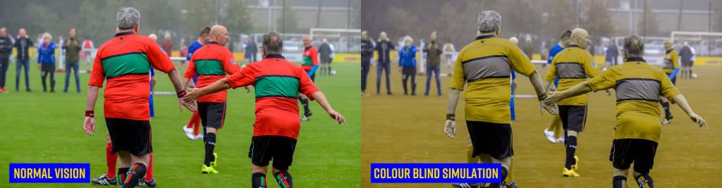 SERIE A RULE CHANGE IS NOT GOING TO HELP COLOUR BLIND FANS