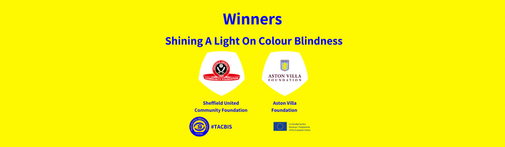 Aston Villa and Sheffield United winners of drawing competition