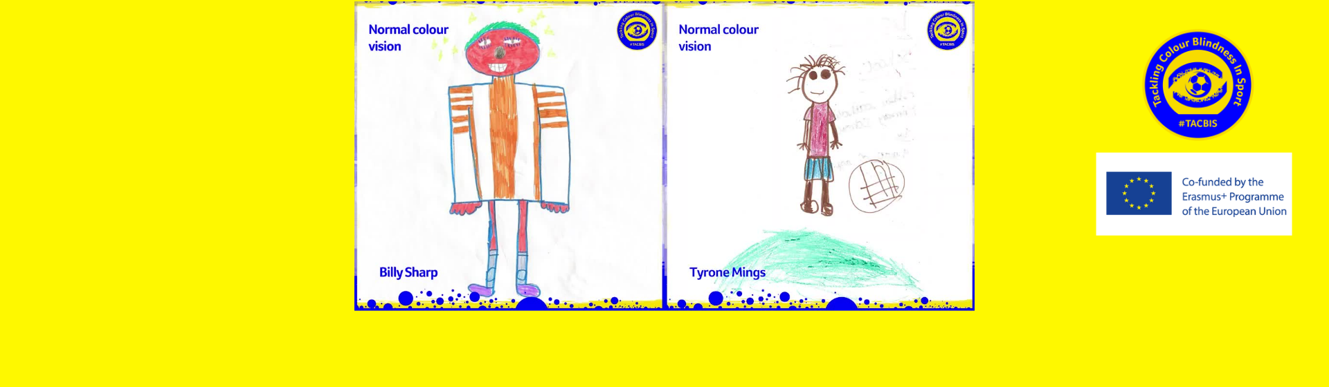 TACBIS reveals drawing competition winners header